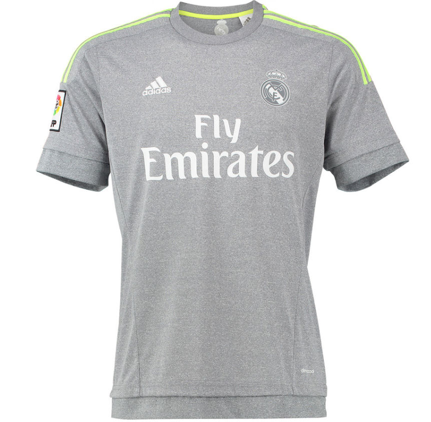on sale dfa33 7df4c Check out the design features of Real Madrid football shirts