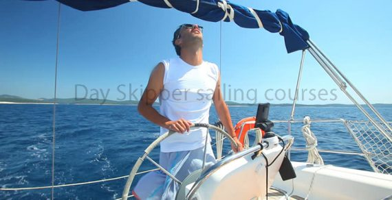 Day Skipper sailing courses