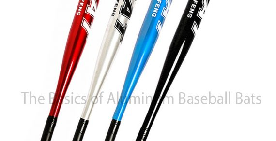 The Basics of Aluminum Baseball Bats