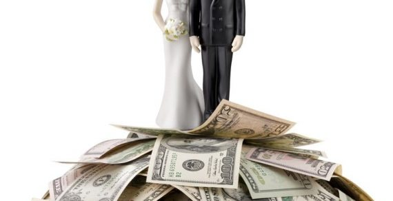 Wedding Budgeting – How Much Each Piece Costs