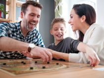 5 Interesting Games For Children At Home