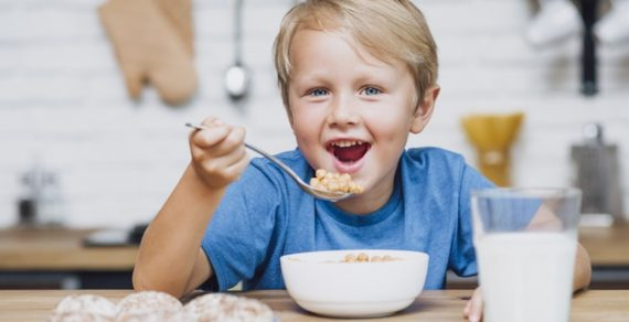 The High Iron Food For Your Toddler
