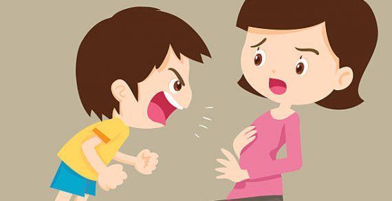 Coping with irritable children, how to handle it
